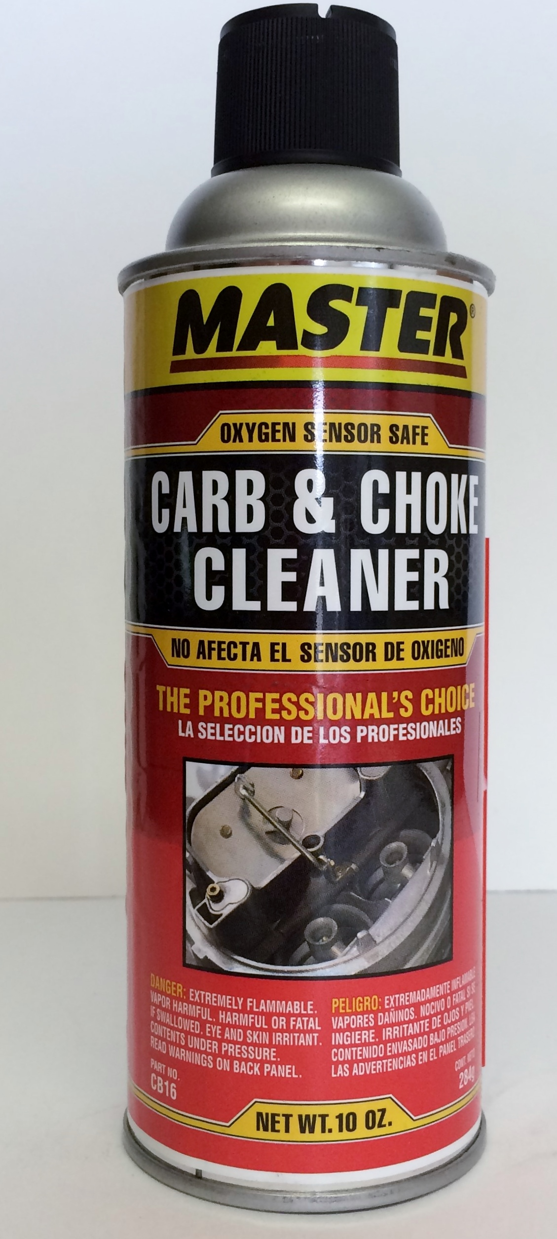 Carb cleaner
